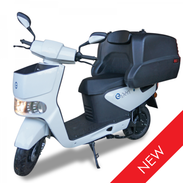 eGen eG-D1 eGD1 Premium Electric Delivery Scooter