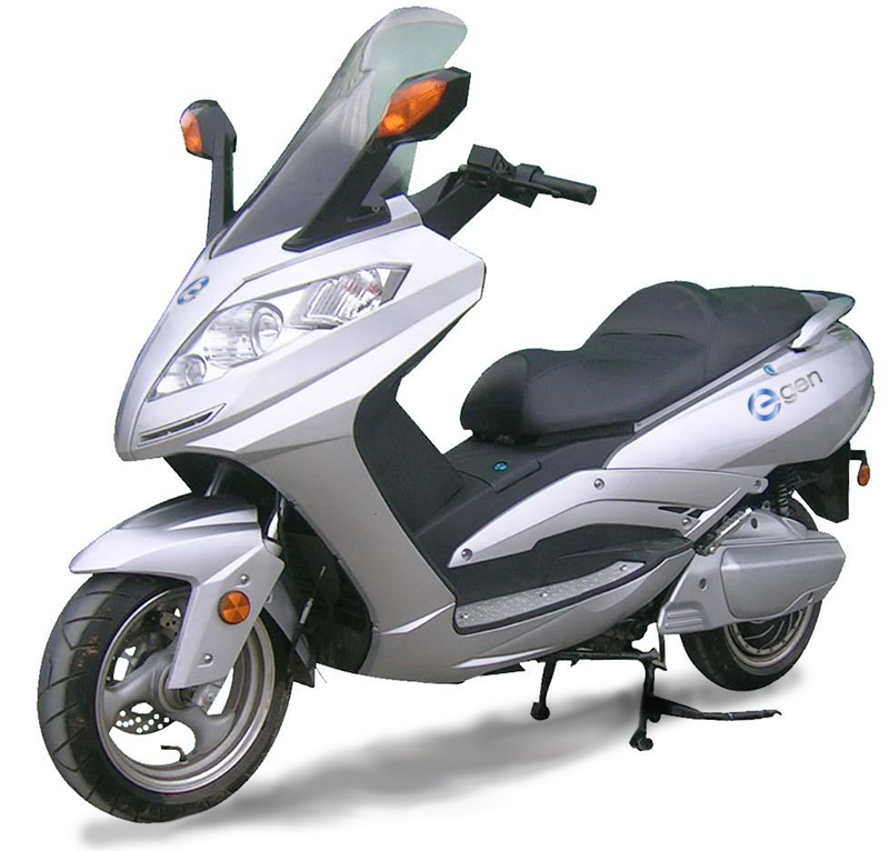 Egen Egx Extreme Performance Electric Scooter Moped