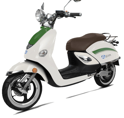 eG3 Electric Scooter