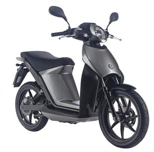 eGen eG5 Electric Scooter