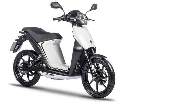 eGen Torret Electric Scooter