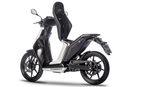 torrot electric scooter