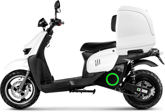 S02 Lateral Electric Scooter