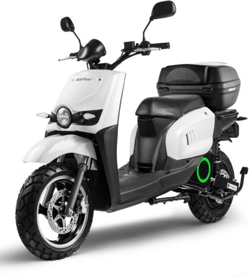 S021 eGen Electric Scooters