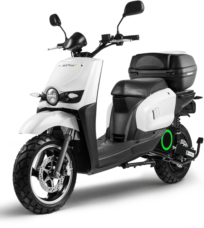 S021 eGen Electric Scooters